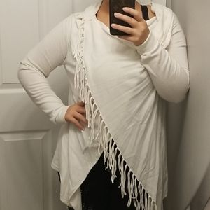 Vici Collection Ivory Sweater